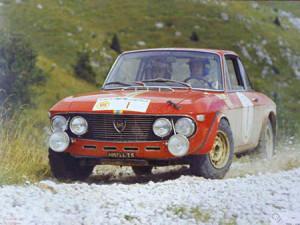 San Martino di Castrozza 1969 - Munari/Bernacchini mit der TO A6574