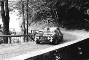 Intern. Österr. Alpenfahrt 1968 - Mikkola/Järvi mit TO 970376