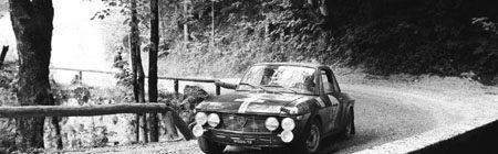 Muletto- Was machte das Reparto Corse Lancia mit seinen Fulvias?