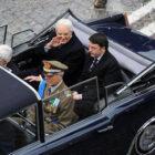 Italien freut sich, freut sich auch Sergio Marcchione?