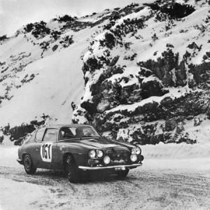 Rallye Monte Carlo 1965: Giorgio Pianta Flavia Sport - ausgeschieden