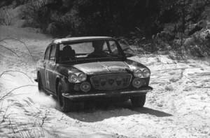 Rallye Monte Carlo 1966: Sandro Munari auf Flavia Coupé - Platz 33