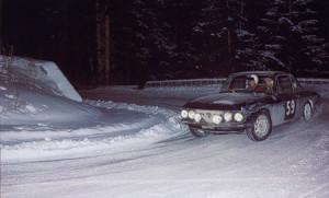 1966 - Leo Cella/Luciano Lombardini - Lancia Fulvia Coupé Gr. 1 - Platz 5