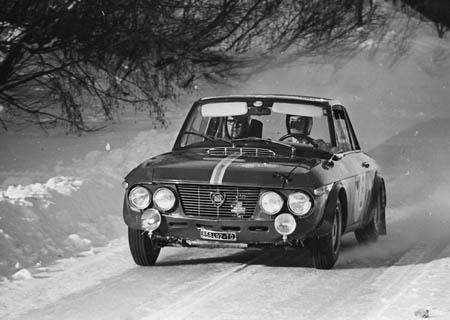 1967: Leo Cella/John Davenport Fulvia HF - ausgeschieden
