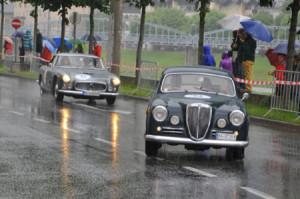 Gaisbergrennen 2014: Lancia Aurelia B20 Baujahr 1956