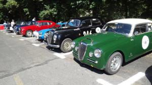 19. Vernasca Silver Flag: Parade der Lancia-Pretiosen: Aurelia B20 da Corsa bis ...