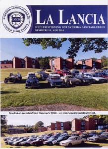 La Lancia Nr.119