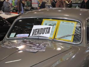 Auto Moto d'Epoca: Lancia Venduta