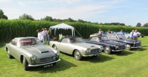 Lancianews Jahresrückblick 2014: Schlosspark Dyck Sommer 2014 - der LCD und seine Freunde