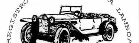 Gazzetta Nr. 16 Registro Italiano Lancia Lambda