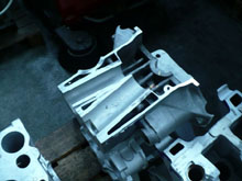 Registro Italiano Lancia Lambda - Offener Motor-Monoblock