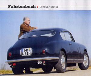 Oldtimer Praxis 05-2015: Lancia Aurelia