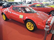Retro Classics Stuttgart 2015 - Lancia Stratos