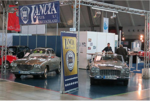 Retro Classics Stuttgart 2015 - Lancia Club Deutschland