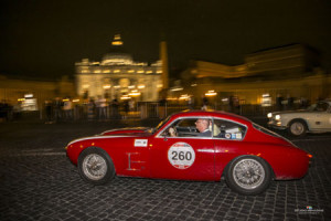 Rom - Wendepunkt, Ende der Tagesetappe