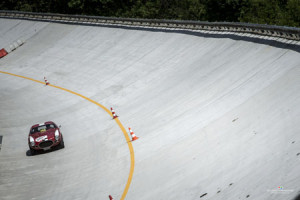 Historisch nicht korrekt, aber für alle attraktiv - die Mille Miglia in Monza