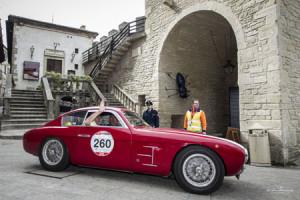 Ein Bild aus San Marino darf nicht fehlen ...
