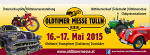 Oldtimer Messe Tulln 2015