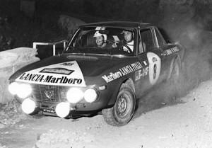 Wir haben hier ein schöneres Foto von Sandro Munari/Mario Mannucci von der Sanremo 1972 als auf der Homepage des Veranstalters!