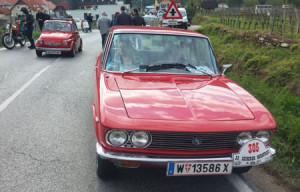 Seiberer Bergpreis 2015 - Keine Fulvia, ein Mazda 3