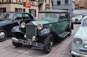 Sliding Pillar Rally 2015: Die Astura im vornehmen Cabriolet-Kleid