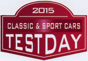 Classic & Sport Cars Testday 2015