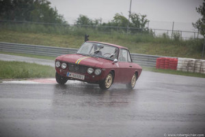 Classic & Sport Cars Testday 2015: Fulvia