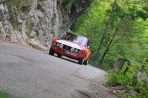 Wolfgangsee Classic 2015: Lancia