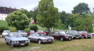 Romans Fulvia Mob Meeting 2015: Bei der Wallfahrtskirche Maria Langegg im Dunkelsteinerwald