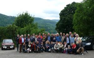 Romans Fulvia Mob Meeting 2015: Mit Kind, Kegel und Fulvia in der Wachau ...