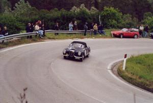 Mille Miglia 2002: Race-prepared Aurelia B24 Spyder