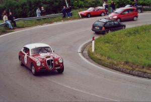 Mille Miglia 2002: Race-prepared Aurelia B20