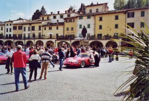 Mille Miglia 2002: 2002 Ferrari-Raduno in Greve