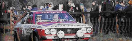 RAC-Rallye: Viel Freude im kalten und nassen Großbritannien