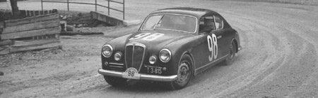 Lancia Aurelia B20 Bilderbogen – P.C. Blaimschein