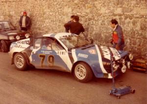 Montecarlo als Nebendarsteller bei Herbie