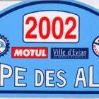 13ém Coupe des Alpes – Gran Tourisme á la Francaise