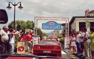 Coupe des Alpes 2002 - Massenstart ohne Zeitnahme