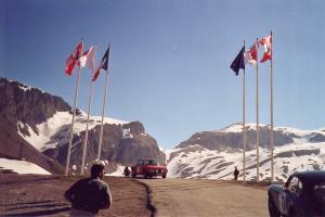 Coupe des Alpes 2002 - in den französischen Alpen