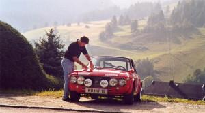 Alpenfahrt Classic Rallye 2002 - die schönen Vorbereitungen