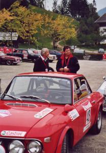 Alpenfahrt Classic Rallye 2002 - Günther Janger und Helmut Neverla - ehemals VW Salzburg!