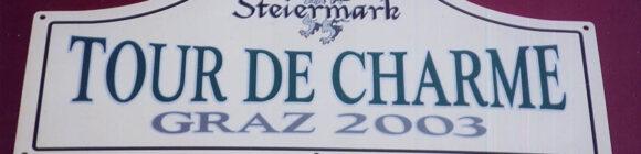 Charmante Sternschnuppe? – Die Tour de Charme 2003