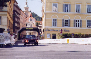 Tour de Charme 2003 - City-Challenge
