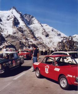 Alpenfahrt Classic Rallye 2003 - Großglockner