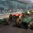 Christmas with the Schlumpfs – Automobile Museum Mulhouse