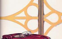 Lancia-Werbung im Auto-Jahr