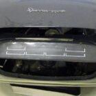 Coole Flavia Zagato mit Alu-Kühler