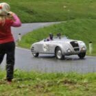Lokalpatriotismus & Lancia-Stolz am Gaisberg