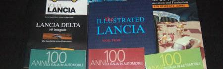 Lancia-Literatur – Stand 4.2012