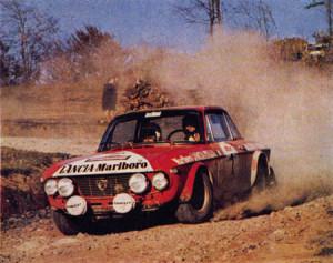 Rallye Sanremo 1972 - der Sieg von Amilcare Ballestrieri